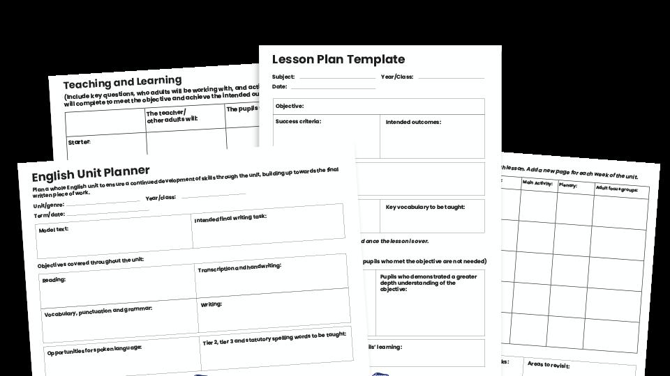 13 Free Lesson Plan Templates For Teachers