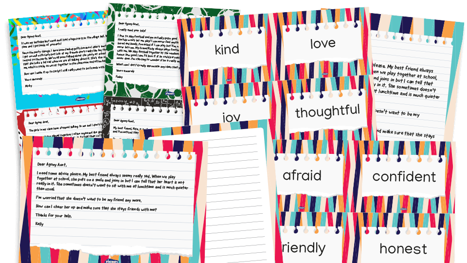 World Kindness Day: KS2 Classmates Who Care Resources Pack