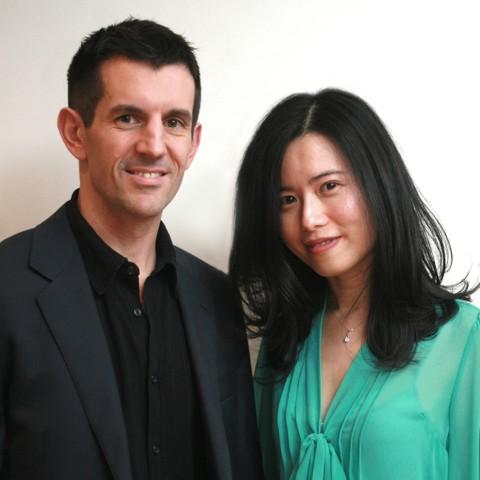 Christine Chen and Lindsay Pickton