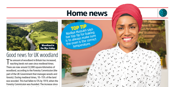 Preview image of Topical Tuesdays from The Week Junior - New Year's honours