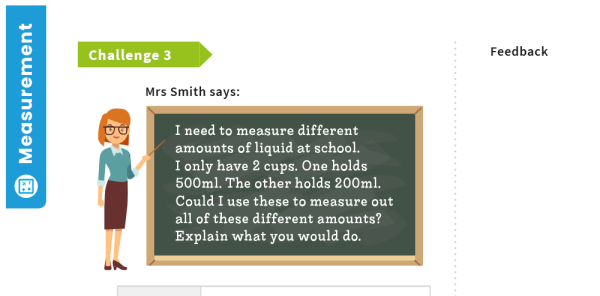 Preview image of Estimating Volume: Y5 – Measurement – Maths Challenge