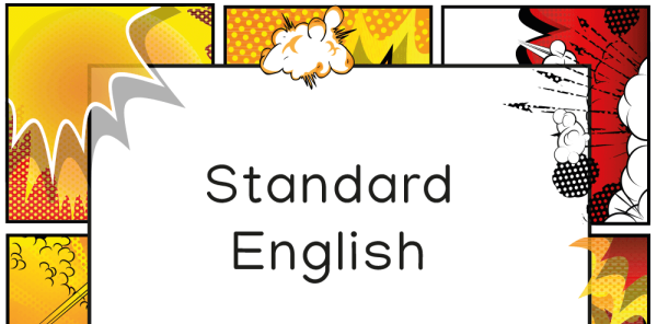 Preview image of KS2 Grammar Game: Year 4 Standard and Non-Standard English Make a Match