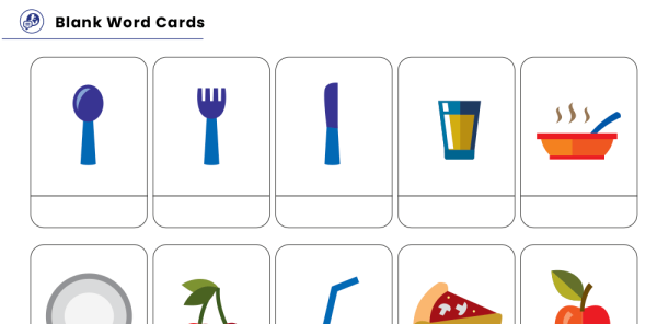 Preview image of EAL Vocabulary Resources: Lunchtime