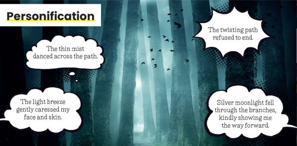 Preview image of KS2 Metaphors, Similes and Personification Writing Posters