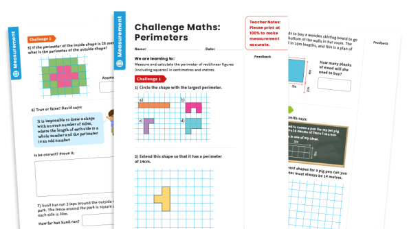 Image of Challenge Maths