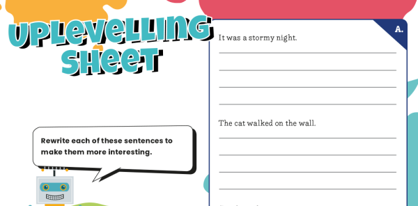 Preview image of Year 6 Semicolons Grammar Worksheets Lesson Pack