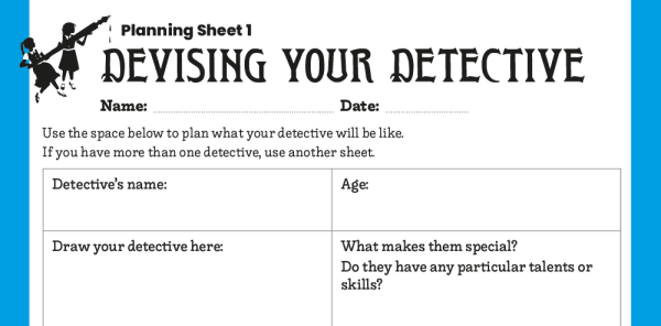 Preview image of Author in Your Classroom: Planning a plot, with Robin Stevens (series one, episode one)
