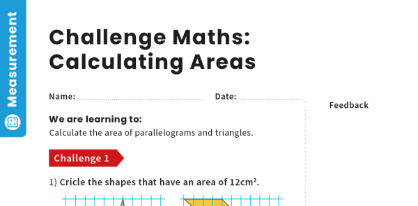 Preview image of Maths Stretch & Challenge Home Learning Pack - Y6+ (Advanced)
